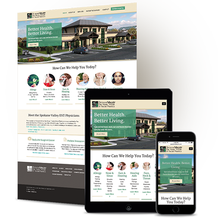 Responsive Website Development and Design for Mobile Optimization.