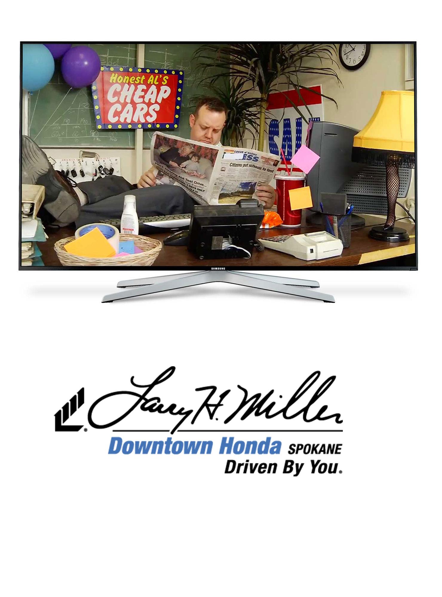 Larry H. Miller Honda